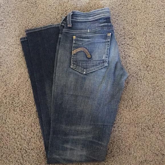 1b700deb50 G Star Raw Denim, Reese Straight women's jeans